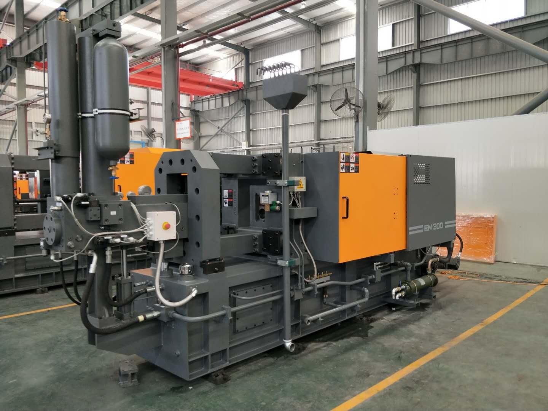 EM300 Cold chamber die casting machine